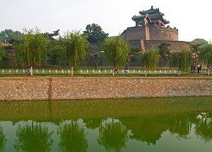 Ландшафтная архитектура Китая.